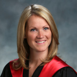Kristen Shea, Physiotherapist